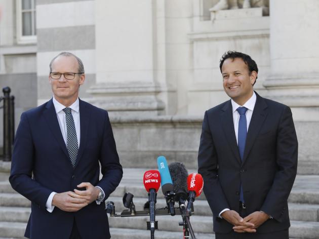 5 NO FEE Taoiseach Press Birefing