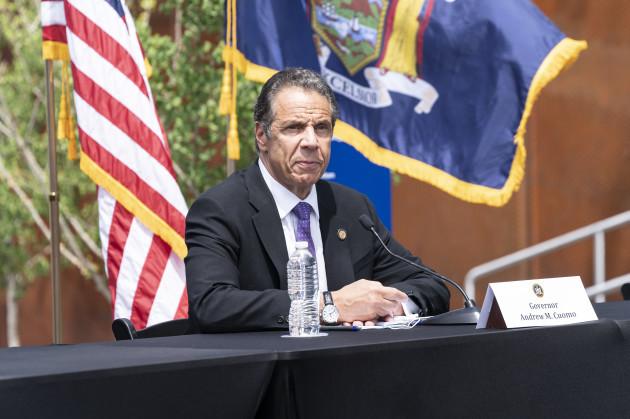 ny-governor-cuomo-holds-daily-press-briefing