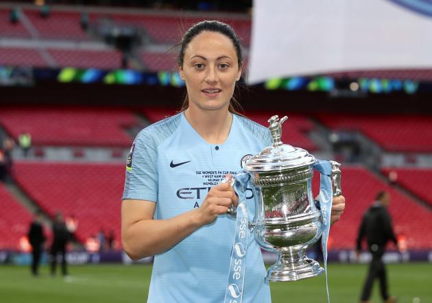 manchester-city-women-v-west-ham-ladies-womens-fa-cup-final-wembley-stadium