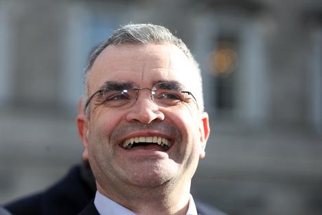 7346 Fianna Fail Talks