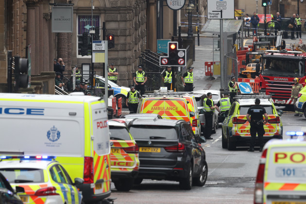 incident-in-glasgow