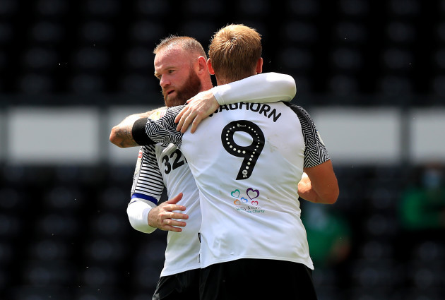 derby-county-v-reading-sky-bet-championship-pride-park