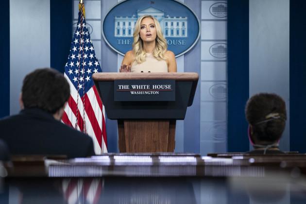 kayleigh-mcenany-press-briefing