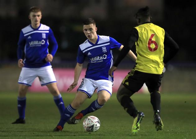 watford-u18s-v-birmingham-city-u18s-fa-youth-cup-third-round-maurice-rebak-stadium