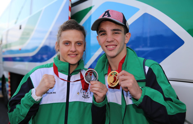 sport-commonweath-games-2014-northern-ireland-photocall-queens-pavilion