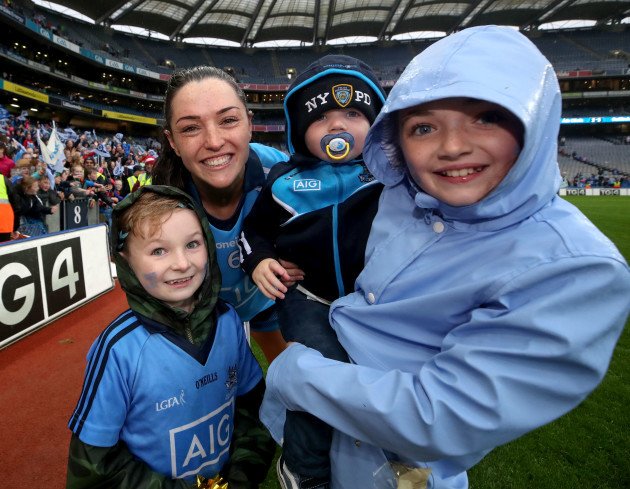 sinead-goldrick-celebrate-after-the-game-with-cillian-adam-and-grace-mccann-goldbrick