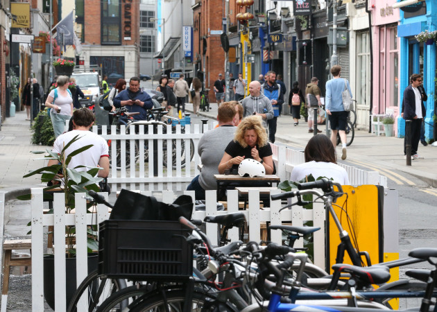 279City centre pedestrianised
