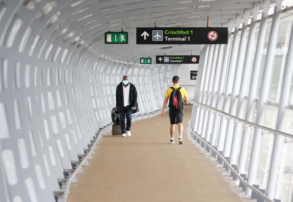 017 Dublin Airport