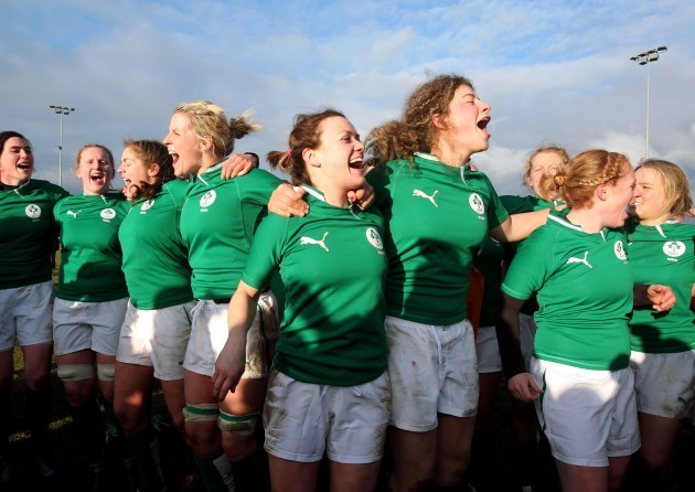 fiona-coghlan-joy-neville-lynne-cantwell-jenny-murphy-and-fiona-hayes-celebrate-after-the-game
