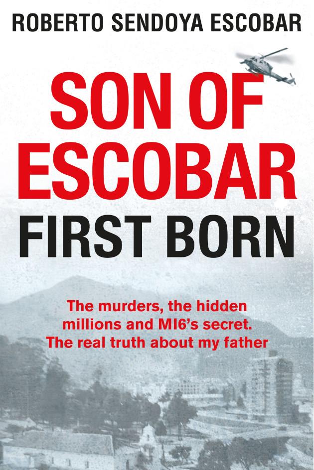 Son of Escobar_Book Jacket