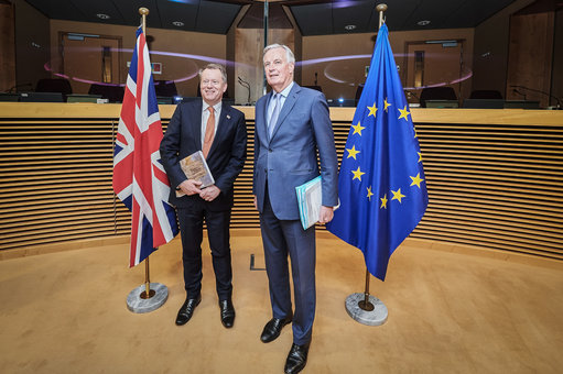 eu-uk-post-brexit-trade-talks-in-brussels