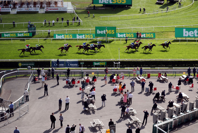 william-hill-st-leger-festival-day-one-doncaster-races