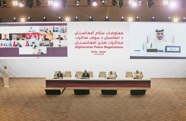 qatar-afghanistan-peace-talks