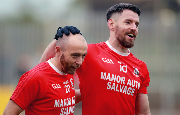 matthew-donnelly-celebrates-after-the-game-with-niall-gormley