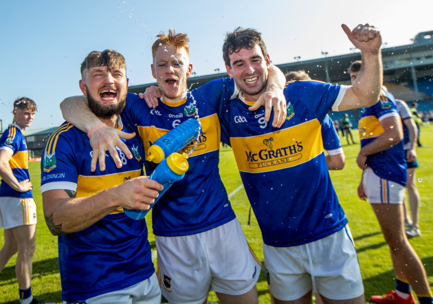 willie-connors-david-sweeney-and-tadhg-gallagher-celebrate