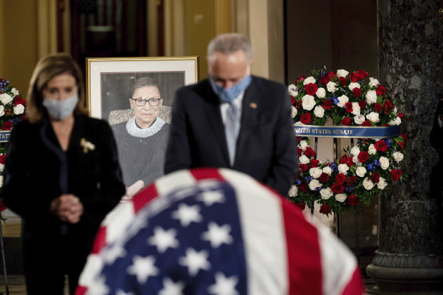 supreme-court-ginsburg-lying-in-state