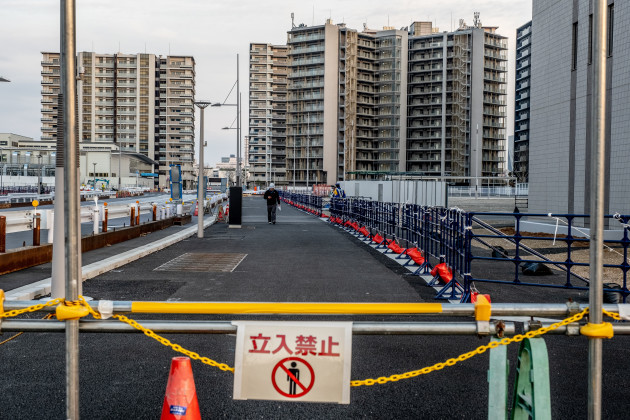 olympic-village-to-accommodate-covid-19-patients-in-tokyo-japan