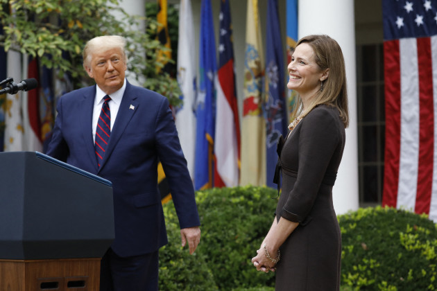 donald-trump-introduces-judge-amy-coney-barrett-washington