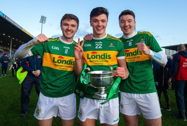 brothers-colman-conal-and-jack-kennedy-celebrate