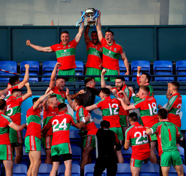paddy-small-james-mccarthy-and-john-small-lift-the-trophy