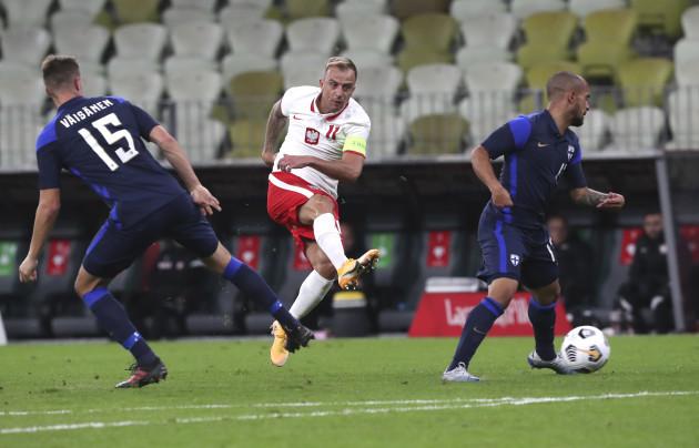 poland-finland-soccer
