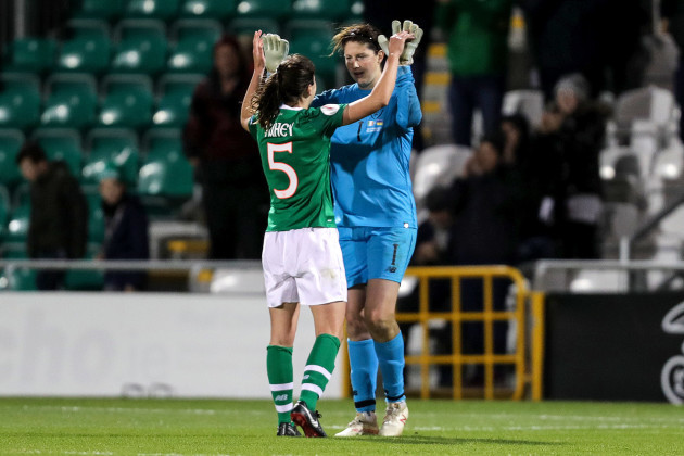 niamh-fahey-celebrates-at-the-final-whistle-with-marie-hourihan