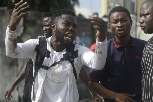 nigeria-police-protest