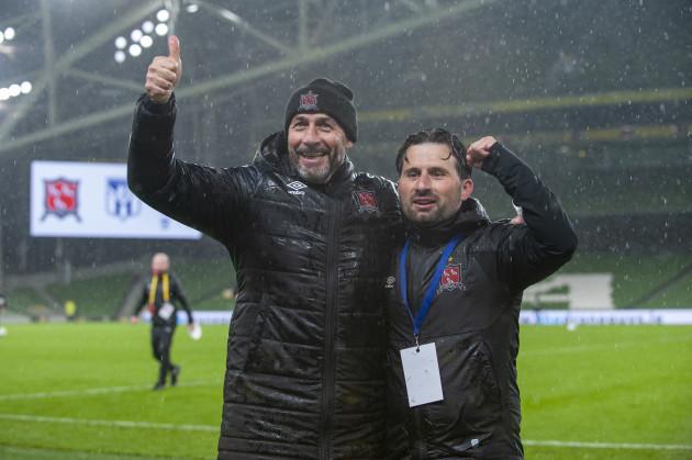 dundalk-fc-v-ki-klaksvik-europa-league-play-off