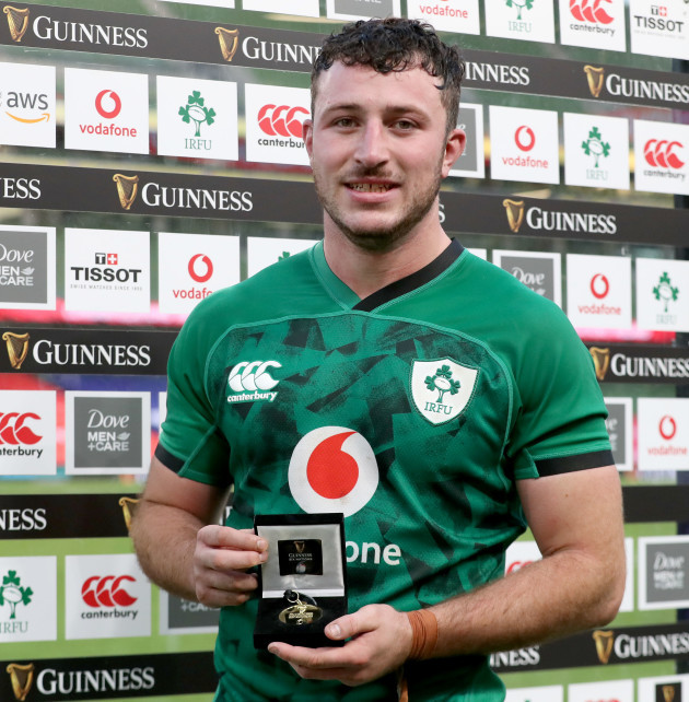 will-connors-is-presented-with-the-guinness-six-nations-player-of-the-match-award