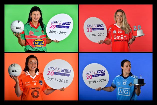 tg4-all-ireland-ladies-football-championship-2020-launch