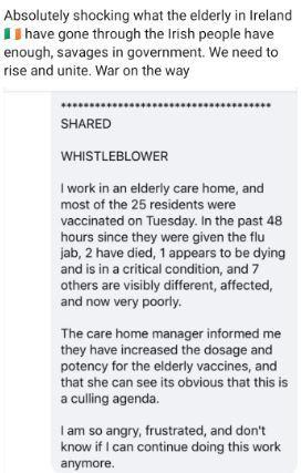 Care Home Factcheck Facebook 2