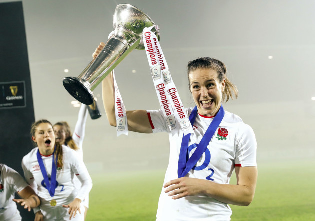 emily-scarratt-celebrates-with-the-six-nations-trophy-as-england-are-champions