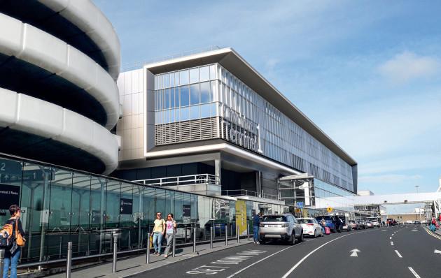 Dublin Airport T1 Upgrade 3