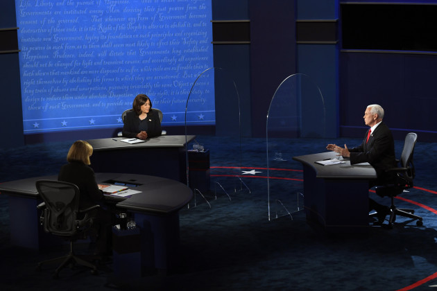 Kamala Harris Set To Make History As First Female Us Vice President