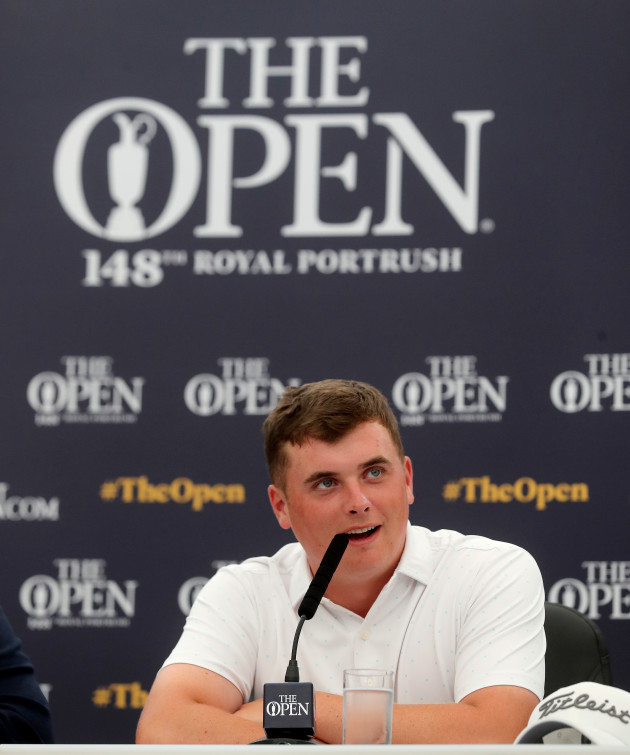 james-sugrue-of-ireland-during-a-press-conference-after-his-practice-round