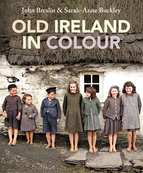Old Ireland in Colur cover