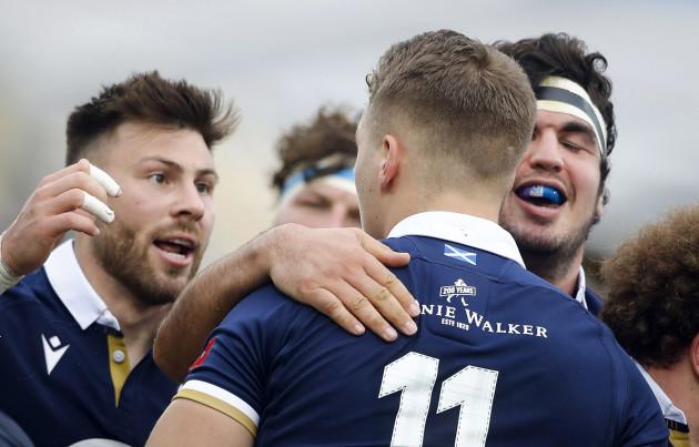 duhan-van-der-merwe-celebrates-scoring-a-try-with-stuart-mcinally