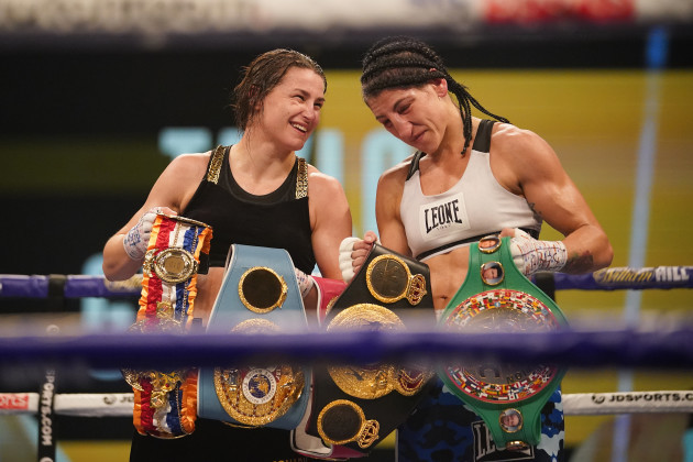 katie-taylor-with-miriam-gutierrez-after-the-bout