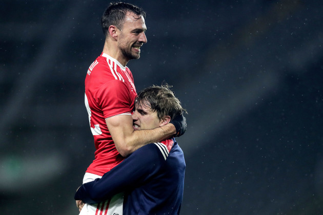 kevin-odriscoll-celebrates-after-the-game-with-ian-maguire