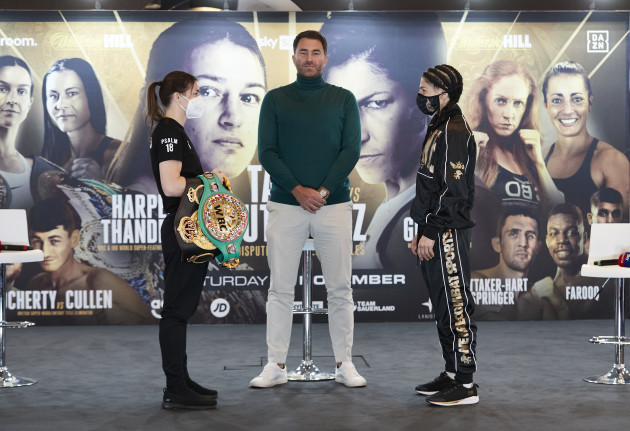katie-taylor-and-miriam-gutierrez-with-eddie-hearn