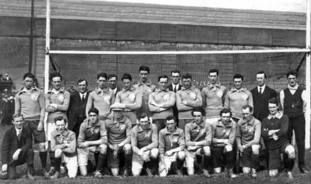 Dublin Team, Bloody Sunday 1920
