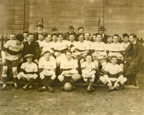 Tipperary Team, Bloody Sunday 1920
