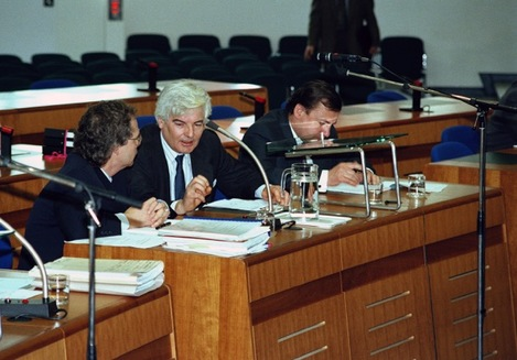 20 - Boyle arguing a Kurdish case at the Europoean Court of Human Rights