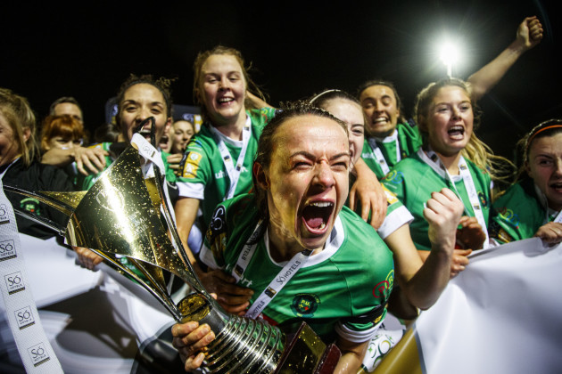 aine-ogorman-celebrates-with-the-trophy-after-the-game