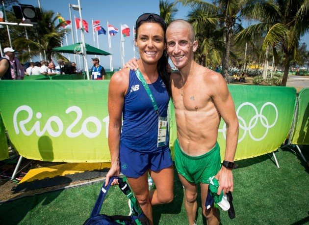 rob-heffernan-with-his-wife-marian-after-the-race
