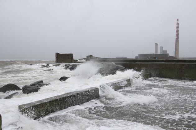 447 Storm Brendan Dublin