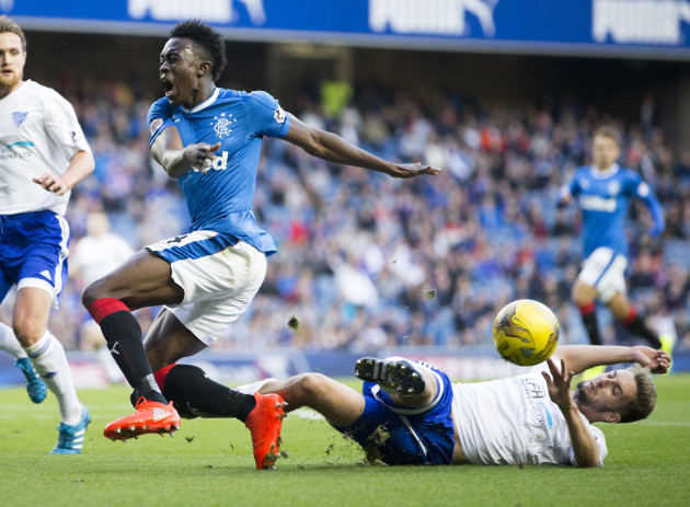 rangers-v-peterhead-betfred-cup-second-round-ibrox-stadium