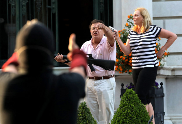 pa-town-blocks-republican-rally-featuring-gun-toting-st-louis-couple-citing-covid-19-restrictions