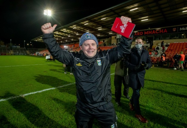mickey-graham-celebrates-at-the-final-whistle-after-beating-donegal-in-the-ulster-football-final