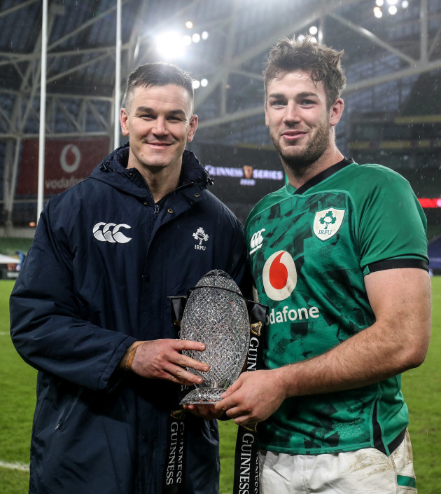 johnny-sexton-presents-caelan-doris-with-the-guinness-player-of-the-match-award